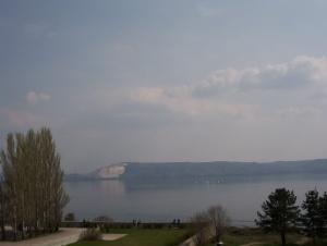 Volga view from Tatishev